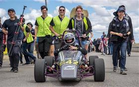 UQ Racing Forumula SAE Team