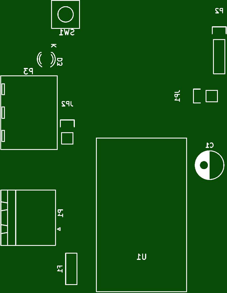 Plata 1 Share Project Pcbway Inverter Circuit Using Cd4047 Bottom Overlay