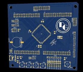 ARM Cortex M4 Development Board