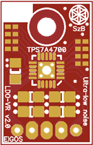 TPS7A4700 LDO Regulator