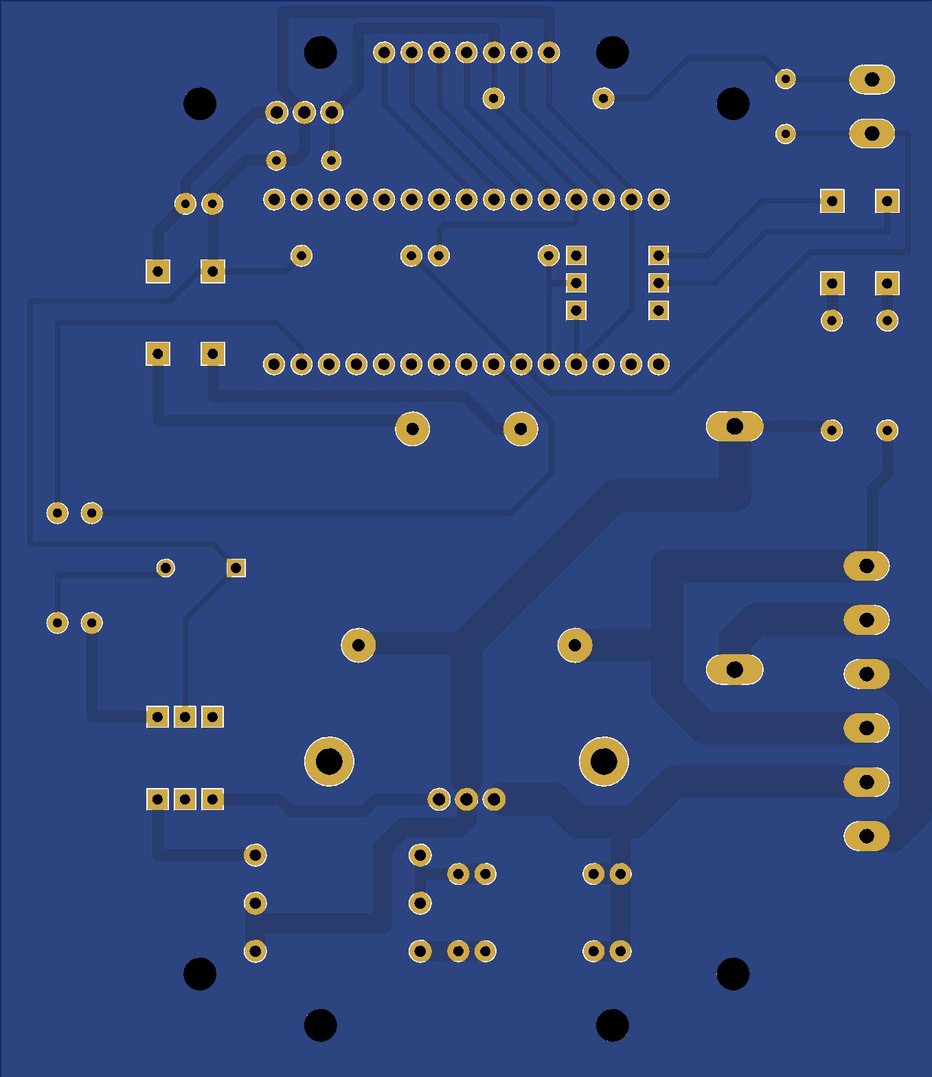Arduino Nano 230V Triac Schield Z110