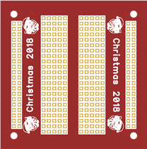 Christmas Owl Prototyping Board 2018