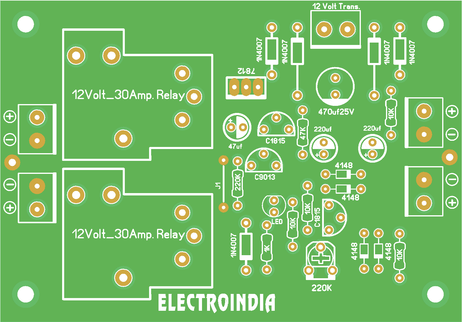 Echo Effect Preamp Board For Microphone With Pt2399 Ic Diy Share Schematic Speaker Protection High Power Audio Amplifiers Electro India This Is The