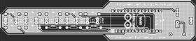 PCB - Propeller Clock V1.0 - Marlon Nardi