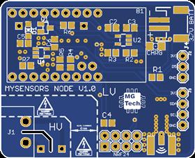 Arduino Pro Mini iot-node