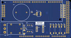 Arduino Mega Sheild