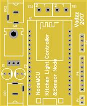 Контроллер управления подсветкой рабочей зоны на кухне. Часть 2. Вариант на NodeMCU