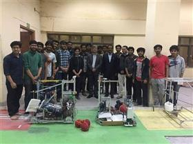 ABU Robocon : Team Robocon IIT Roorkee