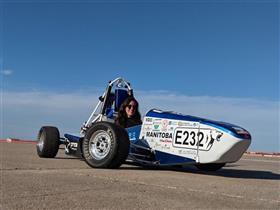 UMSAE Forumla Electric Racecar