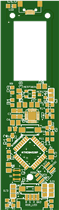 Bluetooth BLE gyro/accelerometer battery powered module