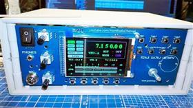 Synthesizer UA7KJ G717 Mega 2560 Si5351 mod R2AJI V2.0.1