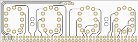 Nixie Board (for Nixie Tap)