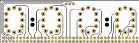Nixie Board (for Nixie Tap)