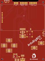 ArduBigBOY - Arduboy compatible 8-bit handheld Arduino game platform