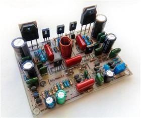 Audio amplifier Only Music 2.7 \ Усилитель мощности Only Music 2.7 (ex