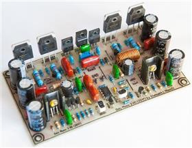 Audio amplifier Only Music 3 \ Аудио усилитель мощности Only Music 3
