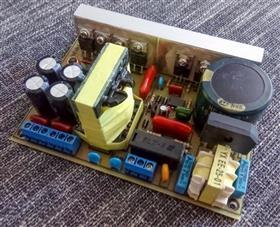 Switching power supply on IR2161 SE 300-500W \ Импульсный источник питания на IR2161 SE
