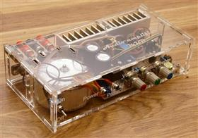 Stereo Amplifier To LM1875 or TDA2030\50 + Rectifier + Ac Protection + Timbre Block \ Аудио усилитель