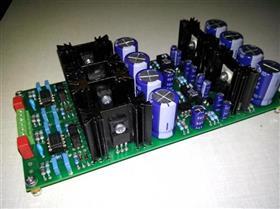 Lynx HA61 Headphone Amplifier \ Аудио усилитель для наушников