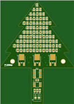 Christmas Tree Lighting Circuit