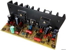 Audio amplifier BlackBen \ Аудио усилитель мощности BlackBen