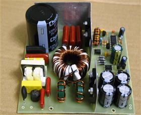 Switching power supply DA Power 300w on SG3525+TRG  \ Импульсный источник питания DA