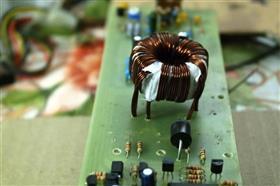 Car monoblock amplifier for subwoofer DA 1.120 \ Автомобильный усилитель-моноблок для сабвуфера