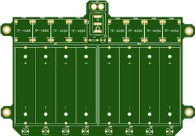 18650 Cells Charger PCB