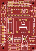 Arduino Nano 230V Triac Schield