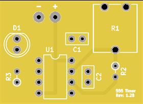 555 Timer Kit - A3