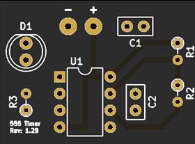 555 Timer Kit - B2