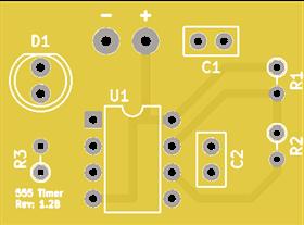555 Timer Kit - B3