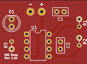 555 Timer Kit - B4