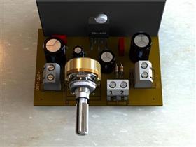 Mono Amplifier To TDA2050 \ Моно усилитель мощности звука