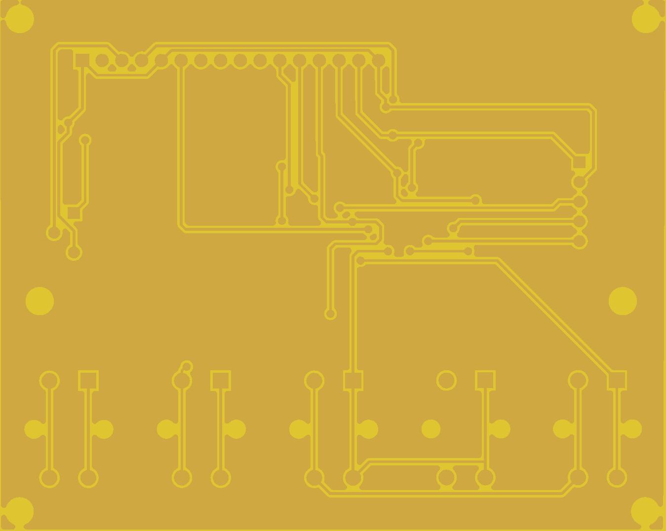 Power supply 22V 2,5A Atmega8 Control Board - Share Project