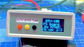 N7DDC ATU100 7x7 mod R2AJI case G760