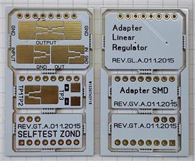 Adapters for 4GSL Tester